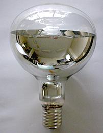 反射形投光電球
