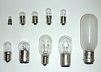 表示灯用電球