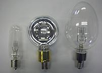 信号・探照灯用電球