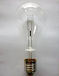 投光器用電球