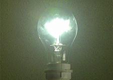 バッテリー用LED電球