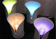 装飾用電球型LED